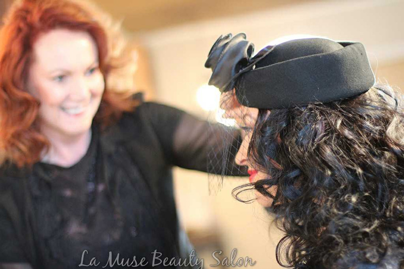 La Muse Hair, Fashion & Beauty Salon • Desiree Neel