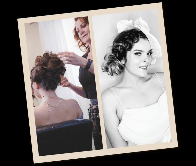 Hair by Desiree Neel of La Muse Hair, Fashion & Beauty Salon in Newberg, Oregon