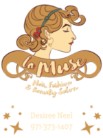 La Muse Beauty Salon Logo